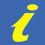 游客信息中心的标志