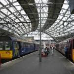 英国的火车站