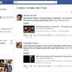 我的Facebook,哈哈