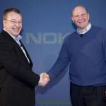 诺基亚结盟微软