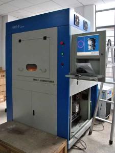 正在打印中的3D打印机