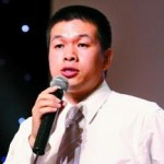 酷派常务副总裁李旺